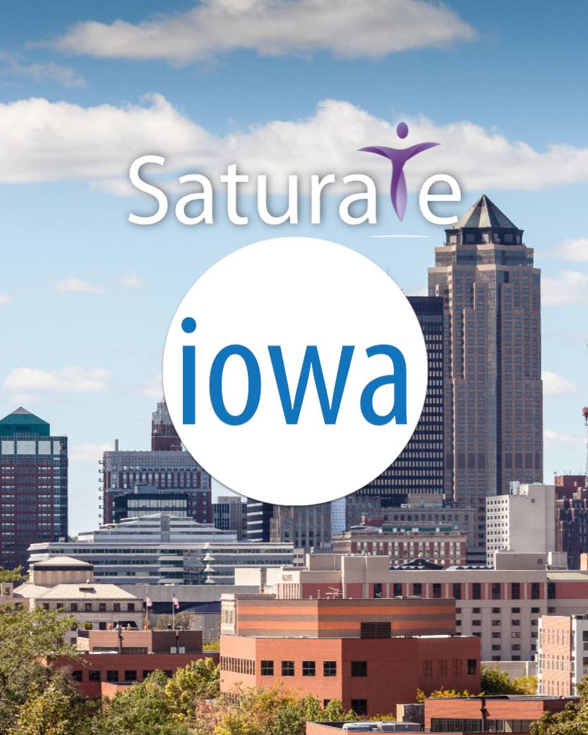 Saturate Iowa Header